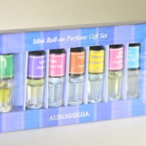 Mini Roll-on Perfume Gift Set with 7 Fragrance