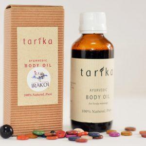 Tarika Body Oil 100% Natural