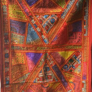 Hand Embroidered Kutch Wall Hanging