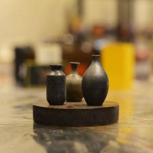 Miniature Pottery Decoration