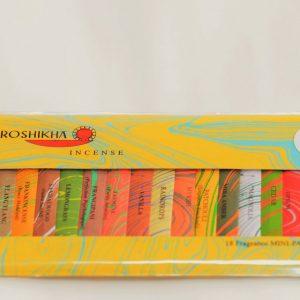 18 Fragrance Mini Platter Incense Pack