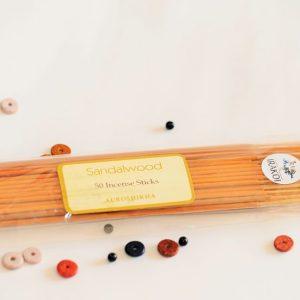 Sandalwood Incense Sticks 50 pcs