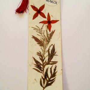 Handmade Natural Bookmarks