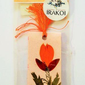 Magnetic Floral Handmade Bookmarks
